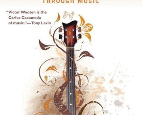 victor wooten - the music lesson - book